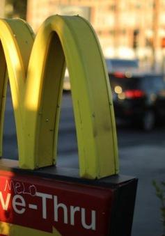 McDonald's cam kết không sử dụng nguyên liệu nhân tạo