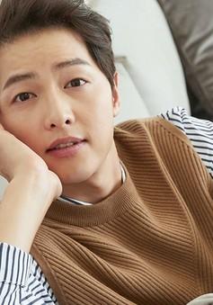 Song Joong Ki dành cả dịp Lễ Trung thu để làm từ thiện