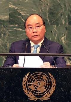 Chuyến công tác tại LHQ của Thủ tướng Nguyễn Xuân Phúc thành công tốt đẹp