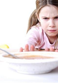 Biếng ăn ở trẻ và những điều phụ huynh cần lưu ý