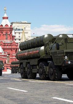 Nga chuyển giao hệ thống tên lửa S-300 cho Syria