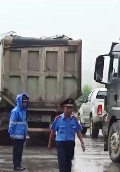Đề nghị kiểm soát xe quá tải 24/24h