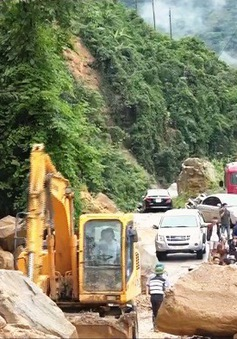 Lai Châu: 2 người mất tích do mưa lũ