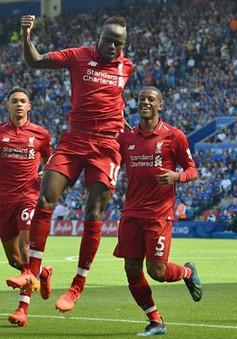 Bảng xếp hạng Ngoại hạng Anh sau vòng 4: Liverpool giữ ngôi đầu, Man Utd bứt phá