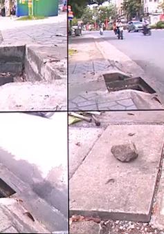 Đồng Nai: Đau đầu trước nạn trộm cắp nắp cống