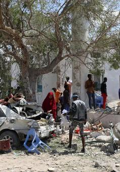 Đánh bom trụ sở chính quyền tại Somalia