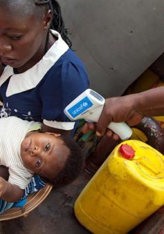 UNICEF hỗ trợ phòng chống Ebola tại các trường học của CHDC Congo