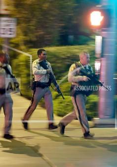 Hai cảnh sát thiệt mạng trong vụ nổ súng tại Mỹ
