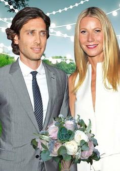 Gwyneth Paltrow đã kết hôn!