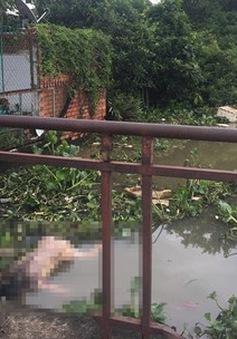 Phát hiện thi thể nam giới không mặc quần áo trên sông Sài Gòn