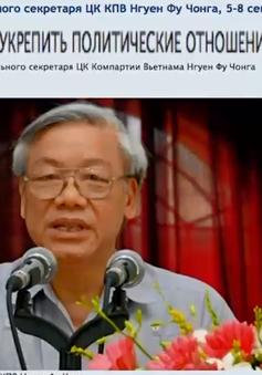 Báo chí Nga đánh giá cao vị thế của Việt Nam