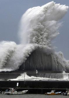 Bão Jebi gây thiệt hại nặng nề tại Nhật Bản
