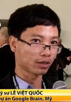 Tài năng người Việt trẻ trên thế giới