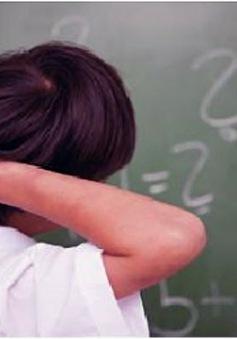 10% trẻ em Mỹ mắc chứng tăng động giảm chú ý