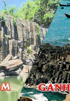 Phát hiện các vực đá tương đồng gành Đá Đĩa