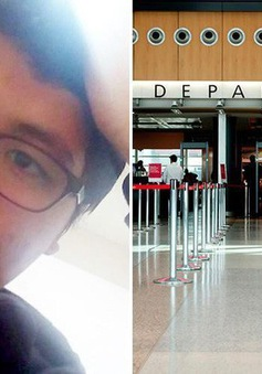 Du khách không tắm, vạ vật ở sân bay suốt 1 tuần vì không có tiền mua vé về quê