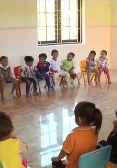 Trường mới cho ngôi làng sạt lở Khe Chữ