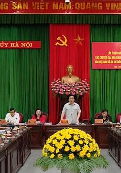 Hà Nội đề xuất bỏ Hội đồng nhân dân xã, phường