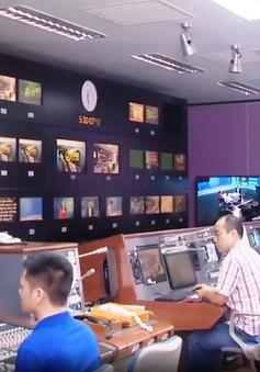Những người đứng sau các bản tin Chào buổi sáng của VTV