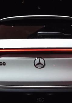 Mercedes-Benz gia nhập thị trường xe ô tô điện