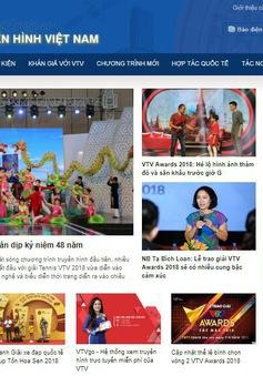 Ra mắt Cổng thông tin điện tử Đài Truyền hình Việt Nam