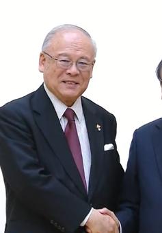 Thủ tướng tiếp Cố vấn đặc biệt Liên minh Nghị sĩ Hữu nghị Nhật - Việt