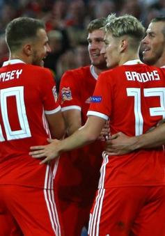 Lượt trận đầu tiên UEFA Nations League: Ấn tượng xứ Wales
