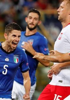 Kết quả bóng đá sáng 08/9: ĐT Italia cầm hòa ĐT Ba Lan, ĐT Nga thắng nhẹ ĐT Thổ Nhĩ Kỳ