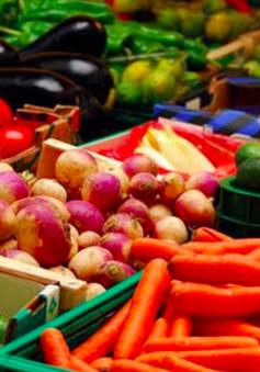 Từ 15/9, chợ nông sản Đà Lạt chỉ được kinh doanh nông sản địa phương