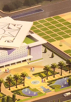 Hải Dương dự kiến xây dựng trung tâm văn hóa với tổng số vốn đầu tư 650 tỷ đồng