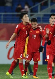 ẢNH: Những khoảnh khắc ấn tượng trong chiến thắng lịch sử của U23 Việt Nam trước U23 Australia