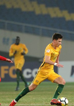 Thắng kịch tính U23 Australia, U23 Hàn Quốc vào tứ kết với thành tích bất bại