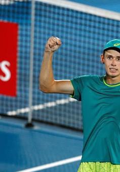 Giải quần vợt Sydney International: De Minaur, Kerber vào chung kết