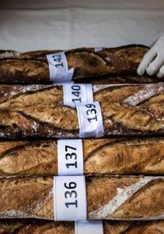 Bánh mỳ Pháp được đề cử di sản văn hóa UNESCO