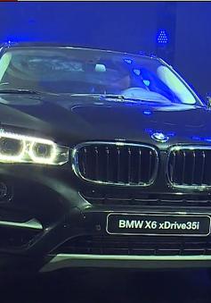 THACO phân phối xe BMW tại Việt Nam