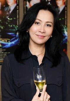 Vợ Lương Triều Vỹ không bận tâm tới việc bị ngôi sao Đài Loan cưỡng hôn