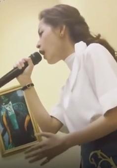 Chi Pu sẽ chuyển hướng hát nhạc cách mạng?