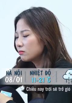 Cười vỡ bụng với dự báo thời tiết kiểu mới của MC Quỳnh Hoa