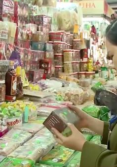Đà Nẵng ra quân kiểm tra thị trường hàng hóa Tết