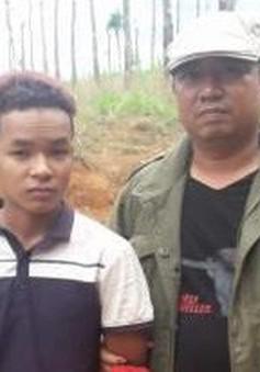 Đắk Nông: Bắt đối tượng bị truy nã sau 1 năm lẩn trốn