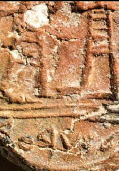 Israel phát hiện con dấu 2.700 năm tuổi của thị trưởng Jerusalem