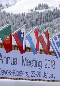 Diễn đàn Kinh tế thế giới Davos khai mạc hôm nay