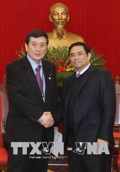 Quan hệ hợp tác giữa Quốc hội Việt Nam và Nhật Bản không ngừng phát triển