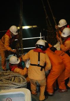 Cứu sống thuyền viên tàu Maribor bị đột quỵ trên biển