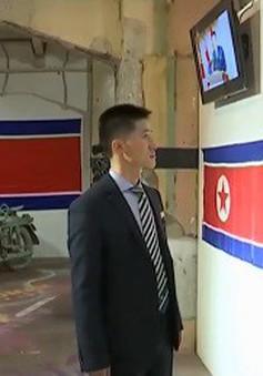 Triển lãm về Triều Tiên ở Nga