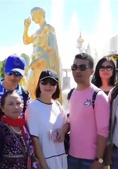 Người Việt tại Nga mạnh dạn chuyển đổi mô hình kinh doanh