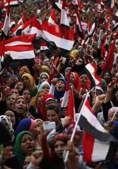 Cảnh sát Ai Cập đụng độ đám đông biểu tình, 9 người bị thương