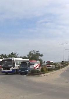 Quảng Nam khẩn trương khắc phục hư hỏng đường ven biển