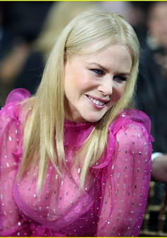 Đầu năm 2018, Nicole Kidman liên tiếp gặt hái giải thưởng