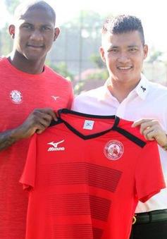 Chuyển nhượng V.League: CLB TP Hồ Chí Minh có ngoại binh chất lượng thứ 2